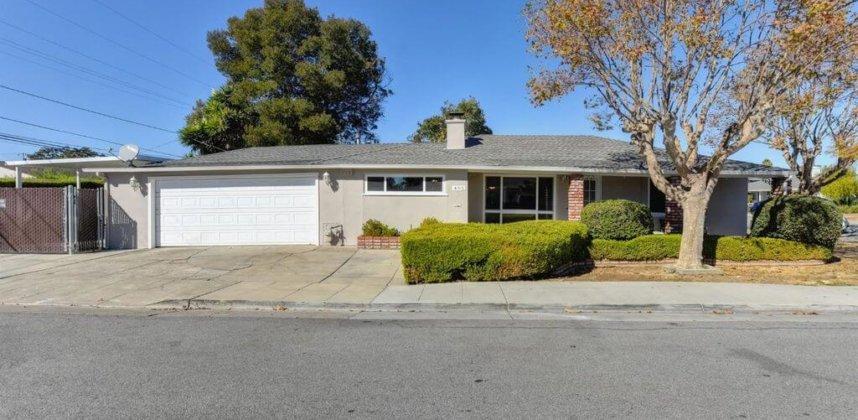 405 E 40th Ave, San Mateo, CA